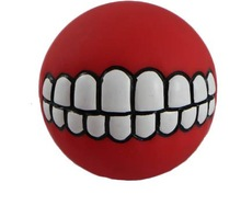 Pet Toys,dog teeth ball Type and Eco-Friendly Feature dog ball