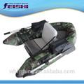 mini fly barco de pesca tubo do flutuador inflável do pontão barco de pesca americana de barriga de barco