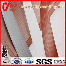 kitchen cabinet pvc edge banding/ furniture edge banding/ pvc edge banding