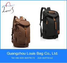 vintage canvas laotop backpack Korean fashion backpack backpack laptop bag