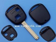 Novel Item &Promotion toyota Toyota TOY40 SH2 key shell,NO LOGO for Toyota Key Replacements