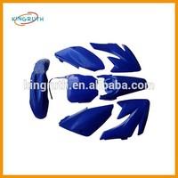 125cc 140cc 150cc CRF70 CRF 70 Plastics fender Set Fairings Kit Body Stomp z140 wpb 140 Dirt Pit Bike Blue