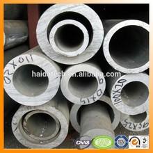 6063 6005 6061 6082 T5 T6 anodizing electrophoresis power coating aluminum tube profile from HAIDA GROUP