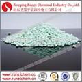 98% usage agricole feso4.7h2o séchés, 2-4mm vert clair granules de sulfate ferreux sulfate de fer