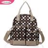 Designer Kids Clear backpack nappy bag