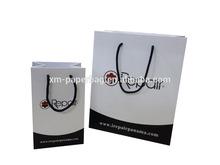Nonwoven luxury paper shopping bag /Gift bag custom design
