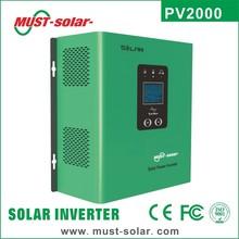 Pure Sine Wave 2000VA 24v DC to AC Power Inverter