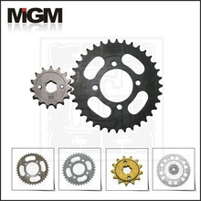 sprocket manufacture,A3 and 45 steel Motorcycle Sprocket