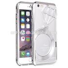 manufacturer elegant crystal diamond case for iphone 6