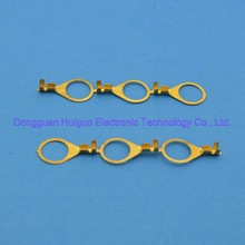 copper electrical connector electronic components pressure/spring wire terminal