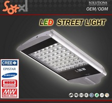 Energy saving outdoor waterproof led street light retrofit kit 70w