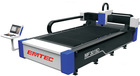 aluminium plate cnc cutting machine 1.5x3meter 500W fiber laser cutting machine