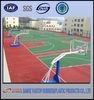 Outdoor Basketball Court Rubber Floor Tile