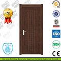 design de madeira compensada do folheado porta