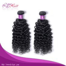 Factory price unprocessed 7A European deep wave sew in weaves virgin hair extensions 100g a bundles