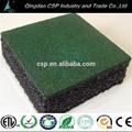 10-50mm espesor de caucho reciclado de neumáticos suelo