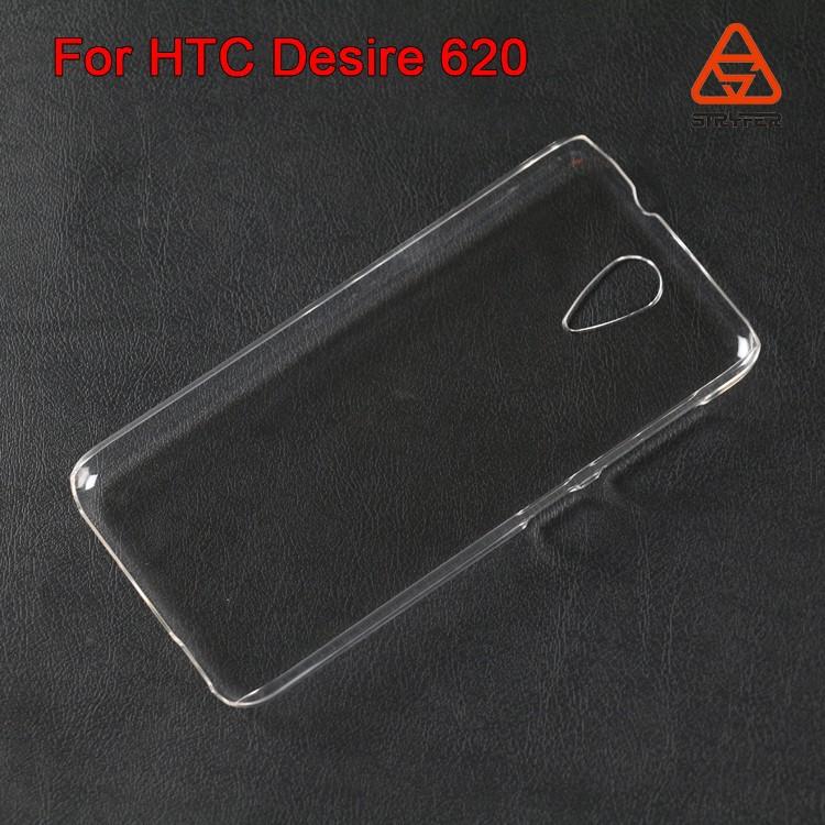 2015รุ่นใหม่สำหรับhtcdesireกรณีโปร่งใสพลาสติก620/โทรศัพท์มือถือกระเป๋าสตางค์กรณีที่ครอบคลุมสำหรับhtcตา