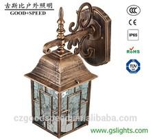 GSB W022 European style/ High quality aluminum wall lamp