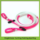 PVC rein and bridle for horses