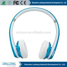 Oricore brand HF-710 Rechargeable portable folding bluetooth stereo V4.0 headset wireless bluetooth headphone