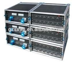 line array plastic electrical rack case