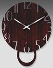Home decoration ,Office appliance, Slow pendulum clock