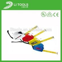 popular new design paper china 5m steel measuring tape