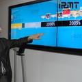 infrarrojosirmtouch multi táctil y la pantalla táctil