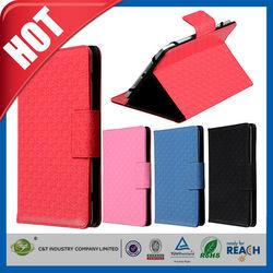C&T Universal Genuine Slim-stand Portfolio Leather case for ipad air 2