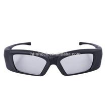 High quality 3d virtual video glasses