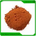 Iron Oxide Orange 960 colored rubber mulch