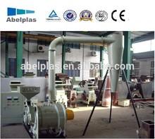 SMF400 plastic PVC, PE, ABS, EVA, Rubber, Nylon milling machine