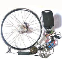 48v 1000w electric bicycle car ebike conversion dc hub motor kit