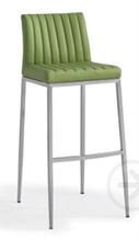 vintage bar stools/leather bar chair/tube bar stool chair