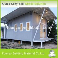 2015 High Trade Assurance Cost Effective Prefabricated Hotel Design