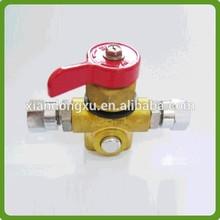 glp gás de enchimento vaule para o gpl kit de conversão
