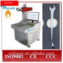 Qingdao Manufacturer Hot Sale 20W Cheap Laser Engraving Machine,Skype:hellomike00