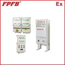 IP65 explosion proof illumination(power) distribution box