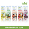 Shamood 2.5 OZ Oil Base Gel Air Freshener For Car And Home
