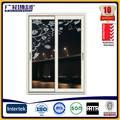 high quality Customized aluminum decorative glass door