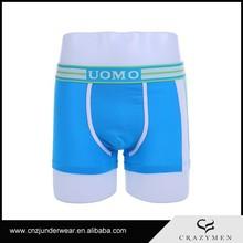 2015 Best quality 100% cotton man underwear