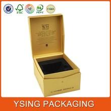 Custom Made chinese tea in yellow box