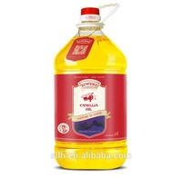 Branding Oil, Pure&Organic, 5L Edible Camellia Oil, Extra Virgin Cooking Oil(Manufacturer)