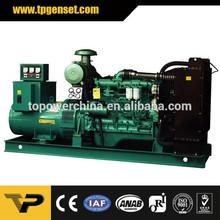 Open type Three Phase 50Hz Diesel Generator Powered by Yuchai 800 Kva
