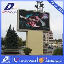 P20 pantalla LED para exterior/P20 full color outdoor led sign