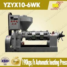 automatic rice bran oil expeller machine