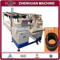 Multi-head motor stator coil winding machine for 315kW motor