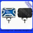TS 16949 Blue lens plastic cover 12V 24V universal truck suv Halogen Auto fog light