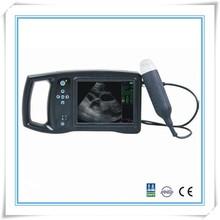 palm ultrasound scanner is a full B Mode, B, B/B, B/M, M, 4B, veterinary diagnostic instrument for sale