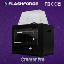 Flashforge 3d printer high quality and reputation easy handle big 3d printer